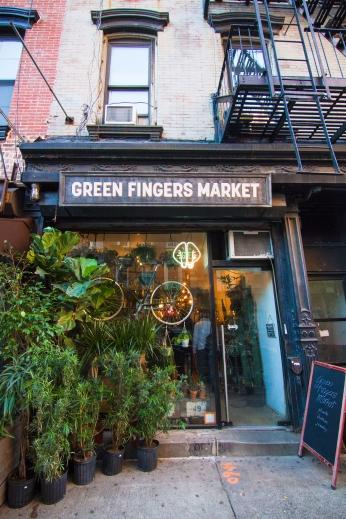 Green Fingers Market